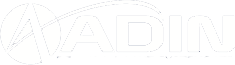 Adin logo footer